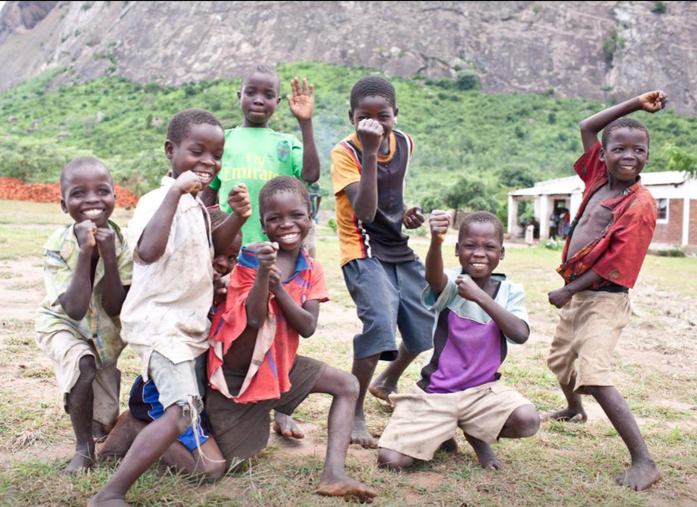 Goods for Good Children in Malawi