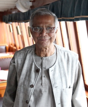 Dr Muhammad Yunus Building Social Business
