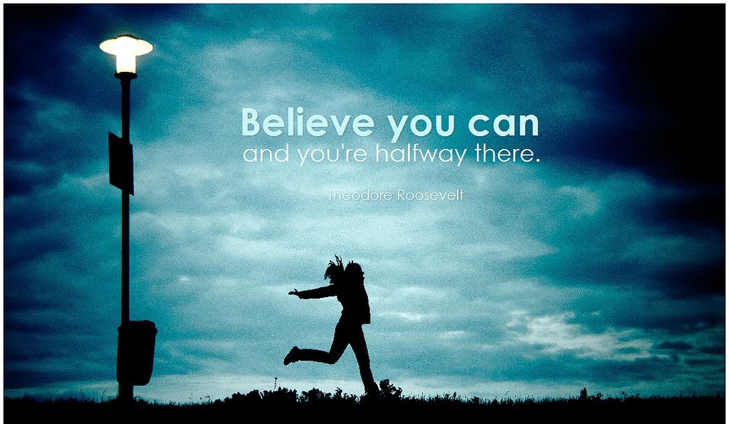 Organizational Change Believe you Can