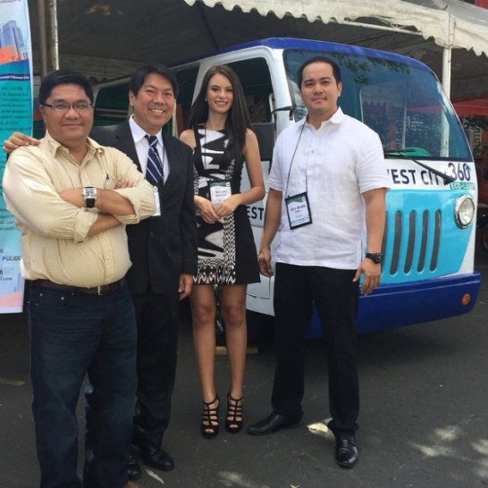 EVE Electric Jeepneys Valerie Weigmann and Partners