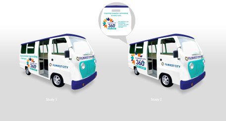 Filinvest City Jeepneys Partnership with EVE