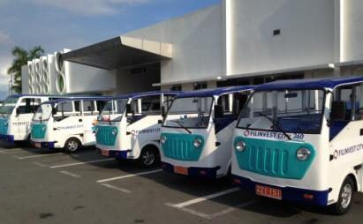 EVE Jeepneys Electric to avoid pollution in the Philippines